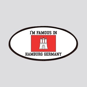 Famous In Hamburg Patch
