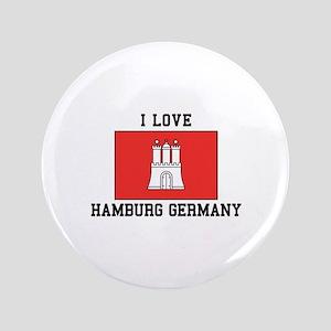 I Love Hamburg Button