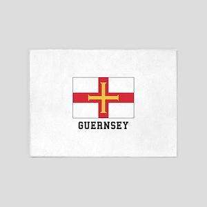 Guernsey 5'x7'Area Rug