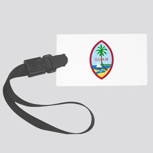 Guam Seal Luggage Tag