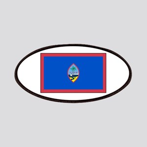 Guam Flag Patch