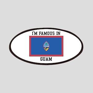 Famous In Guam Patch