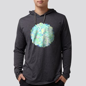 Colorful abstract 3D backgroun Long Sleeve T-Shirt