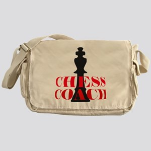 Chess Coach Messenger Bag