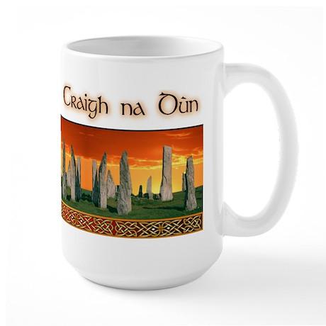 Craigh na Dun Large Mug