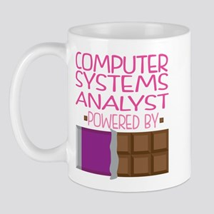 Computer Systems Analyst Mug