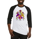 Pace Family Crest Baseball Jersey