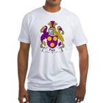Pace Family Crest Fitted T-Shirt