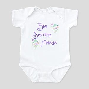 Big Sister Amaya Infant Bodysuit