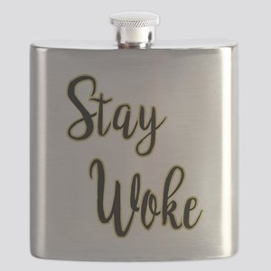Stay Woke Flask