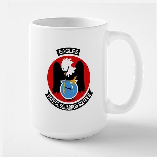 VP-16 War Eagles Large Mug