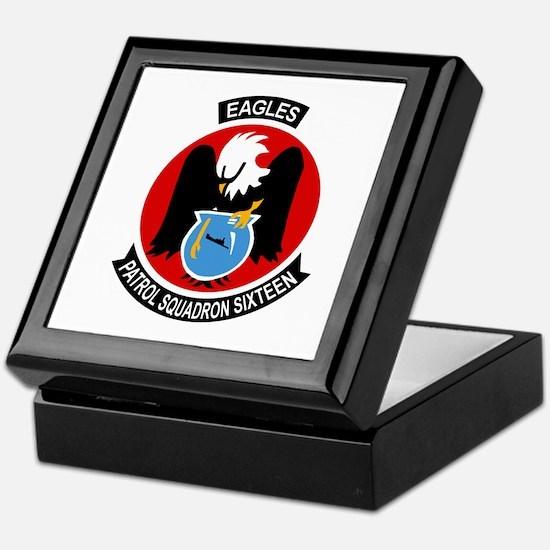 VP-16 War Eagles Keepsake Box