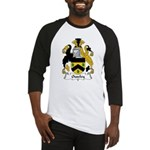 Ouseley Family Crest Baseball Jersey