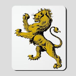 Rampant Lion Mousepad