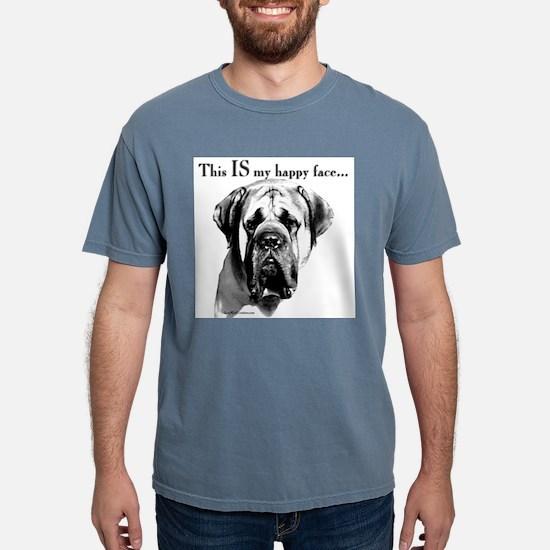 Mastiff 137 Ash Grey T-Shirt