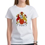 Ormerod Family Crest Women's T-Shirt