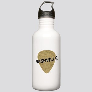 Nashville Guitar Pick Stainless Water Bottle 1.0L