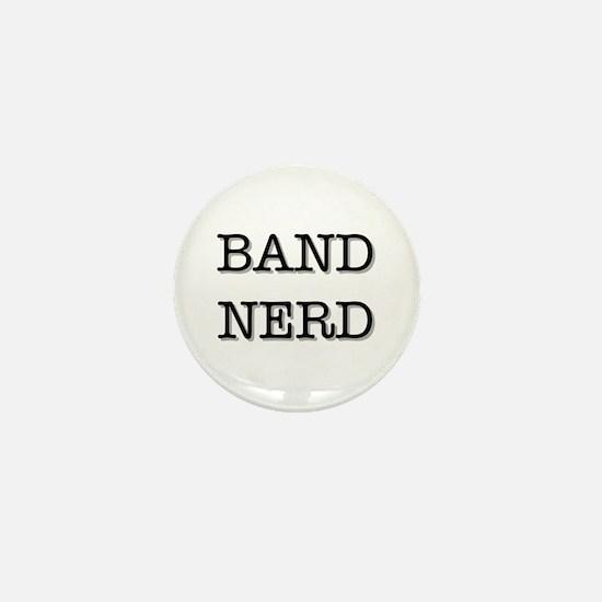Cute Band geek Mini Button