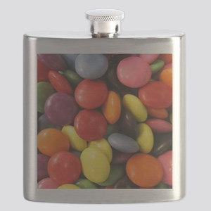 cute chocolate candy  Flask
