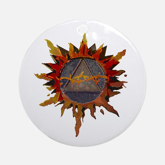 Recovery NOW! Ornament (Round)