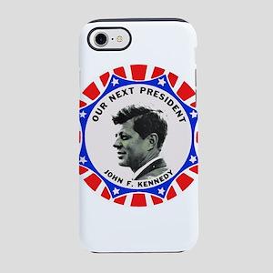 John F. Kennedy : Our Next President iPhone 7 Toug