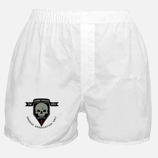 1st Zombie Hunters Boxer Shorts