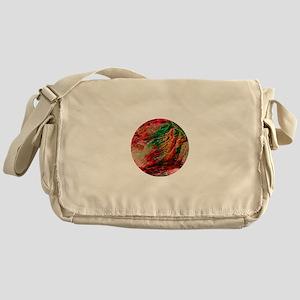 Glacial Storm Messenger Bag