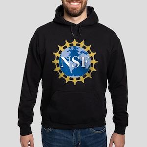National Science Foundation Crest Hoodie (dark)