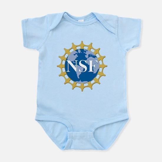 National Science Foundation Crest Infant Bodysuit