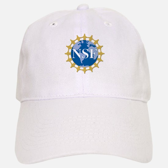 National Science Foundation Crest Baseball Baseball Cap