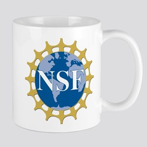 National Science Foundation Crest Mug