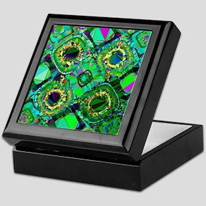Mosaic 2 Geometric Low Poly Keepsake Box