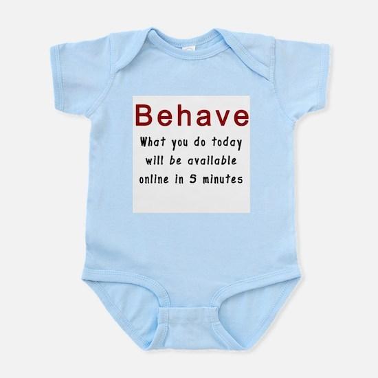 Behave Body Suit