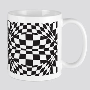 Op Art Background Mugs