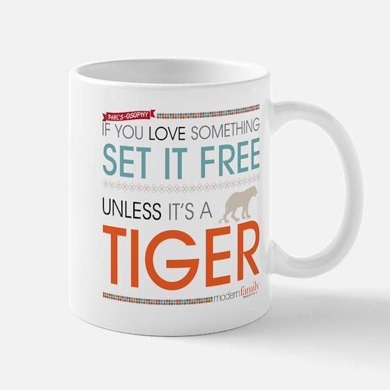 Modern Family Phil's-osophy Tiger Mug