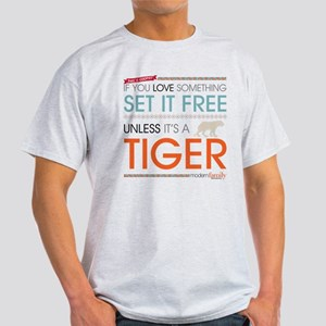 Modern Family Phil's-osophy Tiger Light T-Shirt