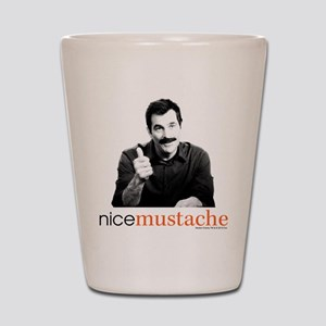 Modern Family Nice Mustache Shot Glass