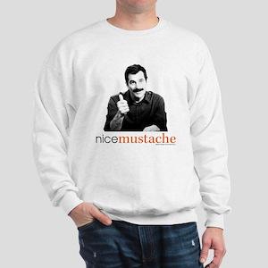 Modern Family Nice Mustache Sweatshirt