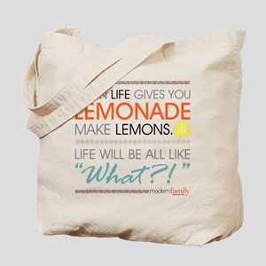 Modern Family Phil's-osophy Lemonade Tote Bag