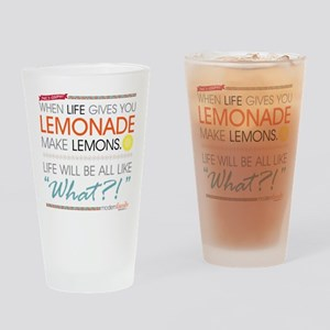 Modern Family Phil's-osophy Lemonad Drinking Glass