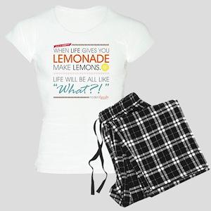 Modern Family Phil's-osophy Women's Light Pajamas