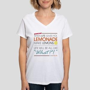 Modern Family Phil's-osophy Women's V-Neck T-Shirt