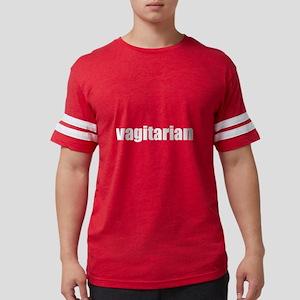 Vagitarian white T-Shirt