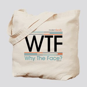 Modern Family WTF Tote Bag