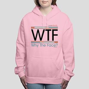 Modern Family WTF Women's Hooded Sweatshirt