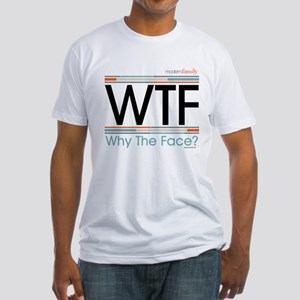 Modern Family WTF Fitted T-Shirt