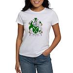 Newton Family Crest Women's T-Shirt