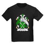 Newton Family Crest Kids Dark T-Shirt