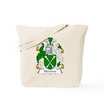 Newton Family Crest Tote Bag