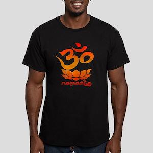 Namaste Symbol (Warm Red Version) T-Shirt